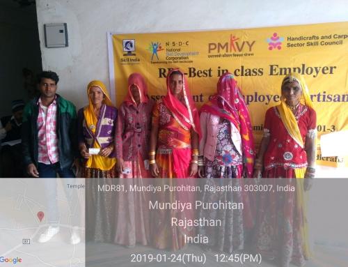 RPL Best in Class Employer – Handicraft Sector